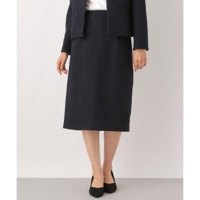 スカート ツイードタイトスカート 863489