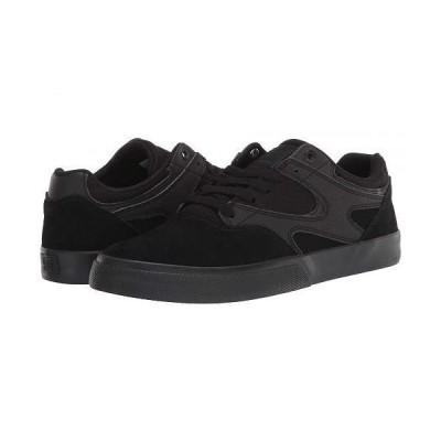 DC ディーシー メンズ 男性用 シューズ 靴 スニーカー 運動靴 Kalis Vulc - Black/Black/Black