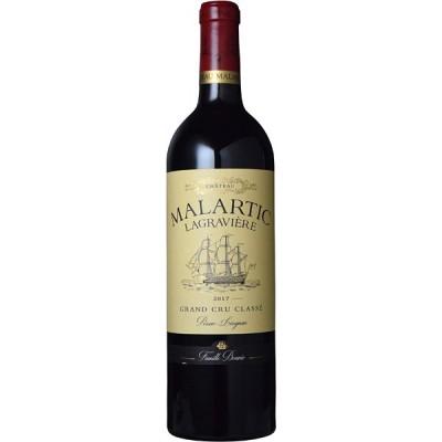 ■ CH.マラルティック ラグラヴィエール [2017] ≪ 赤ワイン ボルドーワイン ≫