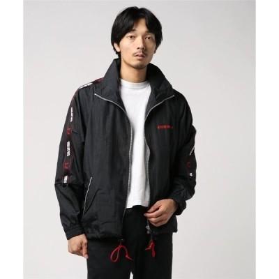 ジャケット ブルゾン 【MYne】バッドボーイ×マイン トラックジャケット/BadBoy×MYne Track Jacket