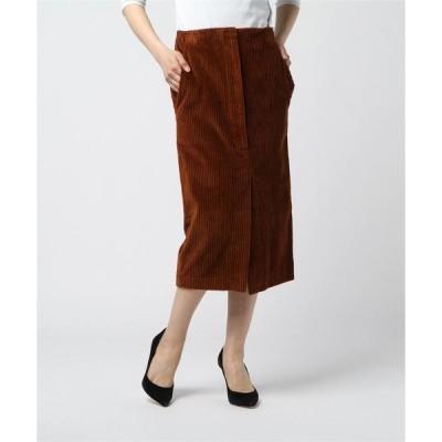 スカート 【TELA(テラ)】 ツイードタイトスカート