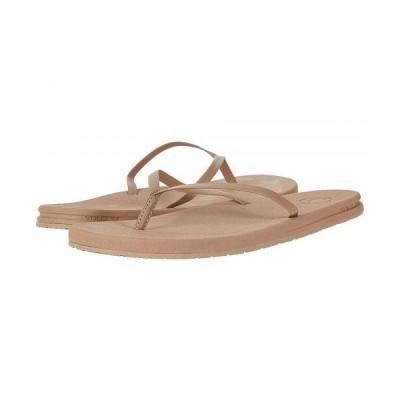 Volcom ヴォルコム レディース 女性用 シューズ 靴 サンダル E-Cliner Prayer - Tan