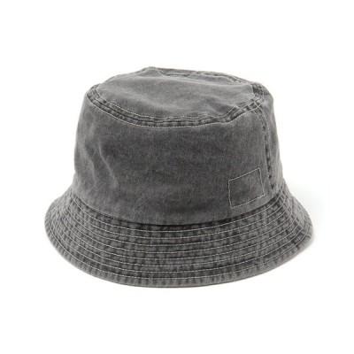 帽子 ハット ピグメントステッチハット