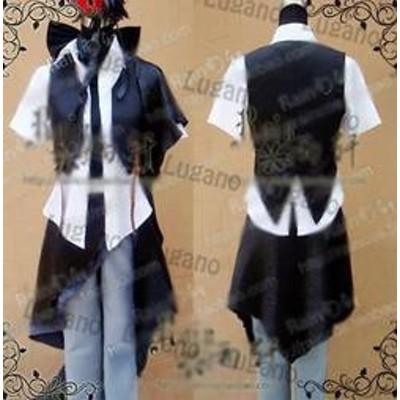VOCALOID  ボーカロイド  背徳の記憶/The Lost Memory  カイト KAITO風 コスプレ衣装 cosplay コスチューム