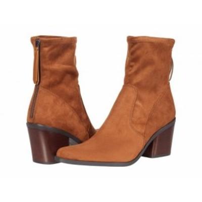 Naturalizer ナチュラライザー レディース 女性用 シューズ 靴 ブーツ アンクル ショートブーツ Ella Chestnut Stretch【送料無料】