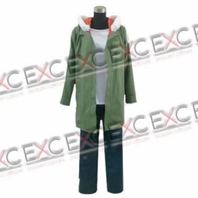 ノラガミ 雪音(ゆきね) 緑ジャケット 風 コスプレ衣装