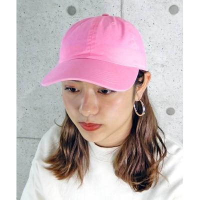 帽子 キャップ Newhattan/ニューハッタン キャップ<ツイル> [ minia ] ○