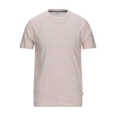 SSEINSE T シャツ ボルドー L コットン 100% T シャツ