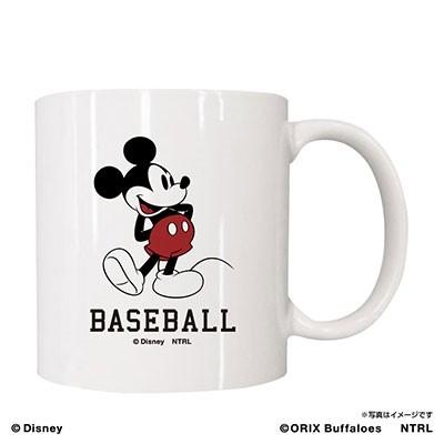オリックス・バファローズ / ミッキーマウス (BASEBALL) マグカップ[4582568010395]