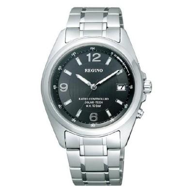 シチズン ソーラーテック電波腕時計 黒 RS25-0343 [RS250343]