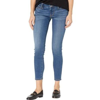 ブランキ BLANQI レディース ジーンズ・デニム マタニティウェア スキニー ボトムス・パンツ Denim Maternity Belly Support Skinny Jeans Medium Clean Wash