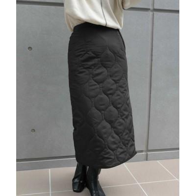 CORNERS / キルティングタイトスカート WOMEN スカート > スカート