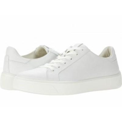 ECCO エコー レディース 女性用 シューズ 靴 スニーカー 運動靴 Street Tray Sneaker White Cow Leather【送料無料】