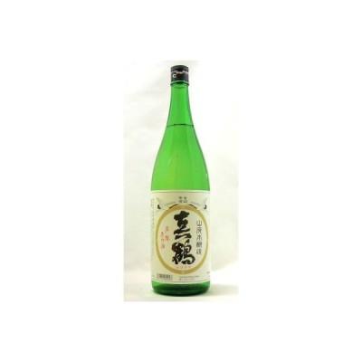 真鶴(まなつる)山廃本醸造 1800ml「宮城」田中酒造店 日本酒 清酒