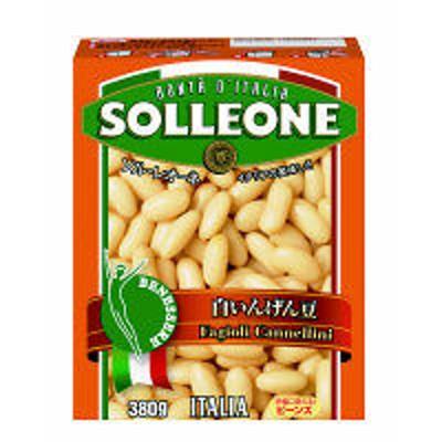 ソル・レオーネソル・レオーネ 白いんげん豆 230g 1個
