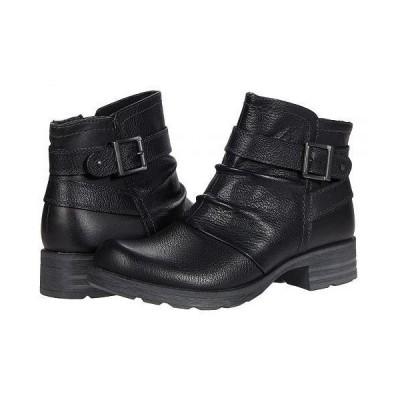 Earth Origins レディース 女性用 シューズ 靴 ブーツ アンクル ショートブーツ Randi Robby - Black