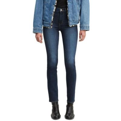 リーバイス レディース デニムパンツ ボトムス Women's 724 Straight-Leg Jeans