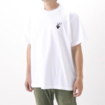 オフホワイト OFF WHITE OFF・21SMTシャツ OMAA038JER002ギフトラッピング無料