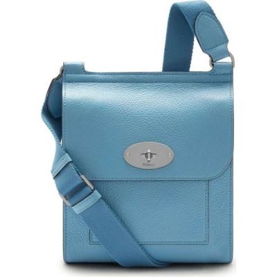 マルベリー Mulberry メンズ メッセンジャーバッグ バッグ Small Antony Messenger Bag Blue