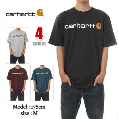 カーハート Tシャツ CARHARTT T-SHIRTS USAモデル メンズ 大きいサイズ carhartt ロゴ 半袖 プリント USA