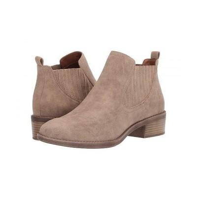 EuroSoft ユーロソフト レディース 女性用 シューズ 靴 ブーツ チェルシーブーツ アンクル Colissa - Stone Taupe