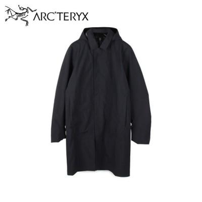 アークテリクス ヴェイランス ARCTERYX VEILANCE コート ダウンコート ロング アウター メンズ GALVANIC DOWN COAT ブラック 黒 18181
