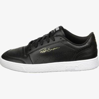 プーマ メンズ 靴 シューズ RALPH SAMPSON - Trainers - black/white