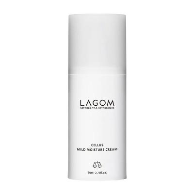 【LAGOM ラゴム】 セラースマイルドモイスチャークリーム 80ml / Cellus Mild Moisture Cream 80ml💦 韓国コスメ正規品❣️