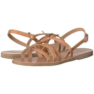 エンシェント グリーク サンダルズ Ancient Greek Sandals レディース サンダル・ミュール シューズ・靴 Schinousa Natural/Platinum