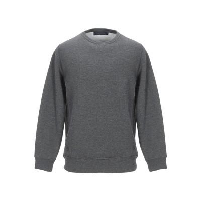 アティピコ AT.P.CO スウェットシャツ 鉛色 XXL コットン 65% / ポリエステル 35% スウェットシャツ