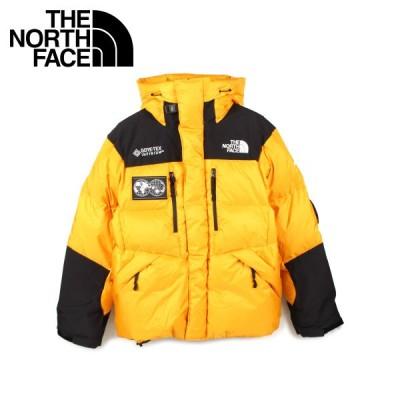 THE NORTH FACE ノースフェイス ジャケット ダウンジャケット セブンサミット ヒマラヤン パーカー ゴアテックス メンズ イエロー NF0A3MJB