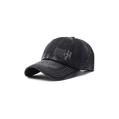 GYZLZZB Vintage Cowboy Cap Peaked Cap Adjustable Adult Quick Dry Mens Cotto