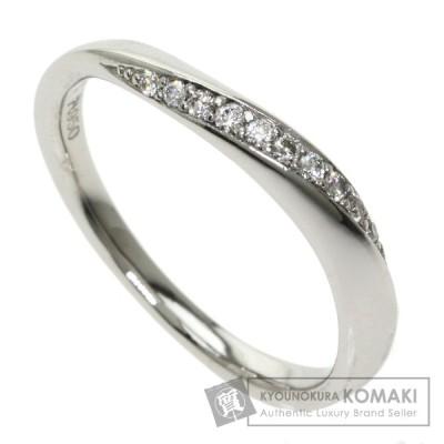 4℃ ヨンドシー ダイヤモンド リング・指輪 プラチナPT950 レディース 中古