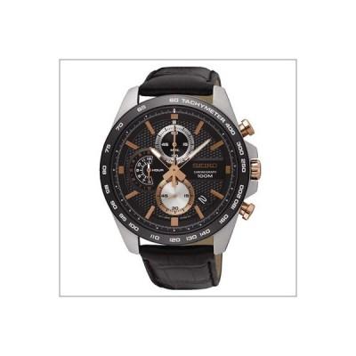 海外セイコー 海外SEIKO 腕時計 SSB265P1 クロノグラフ クオーツ メンズ