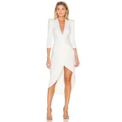 ジバゴ Zhivago レディース ワンピース ワンピース・ドレス Eye Of Horus Midi Dress White