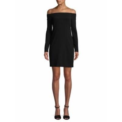 ティビ レディース ワンピース Off-Shoulder Crepe Dress