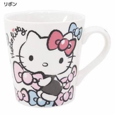 ◆ハローキティ 陶器製マグ/リボン(サンリオアニメキャラ)贈り物、お土産,キャラクターグッツ通販(57)