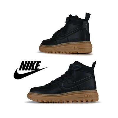 ナイキ Nike Air Force 1 GTX Boot / Black / 取寄品