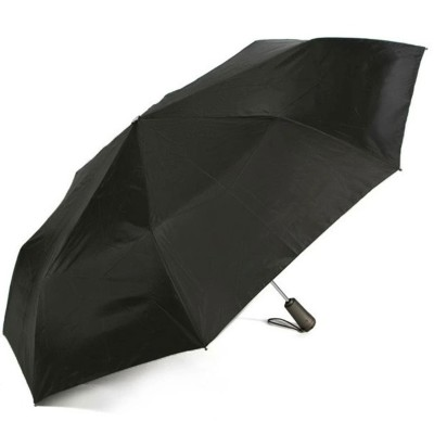 トーツ totes ワンタッチ開閉式 折りたたみ傘 (ブラック)