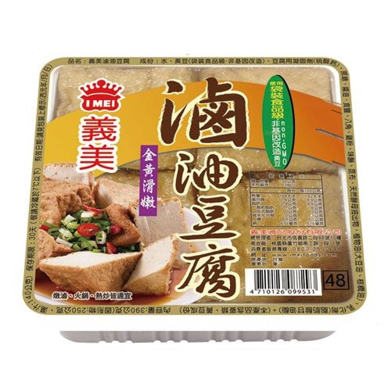 義美滷油豆腐(非基改)
