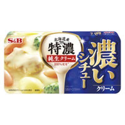エスビー食品エスビー食品 濃いシチュー クリーム 1個
