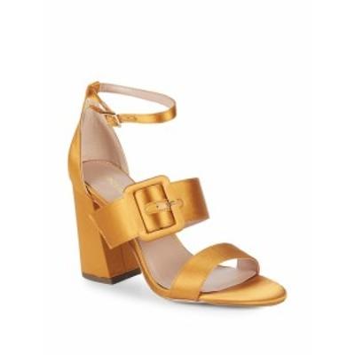 BCBG ジェネレーション レディース シューズ サンダル Raelynn Satin Ankle-Strap Sandals