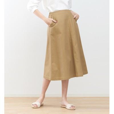 【コレックス/collex】 トラペーズラインスカート