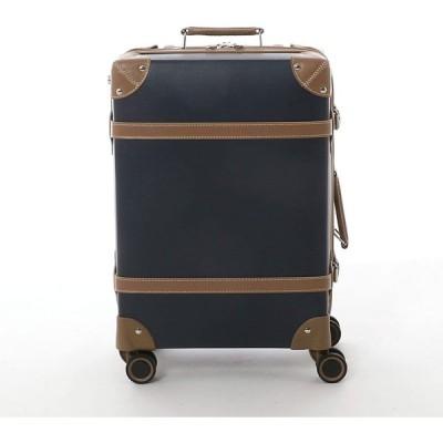 [ アフタヌーンティー リビング ] AfternoonTea LIVING スーツケース GR16 マップ柄キャリーケース ネイビー