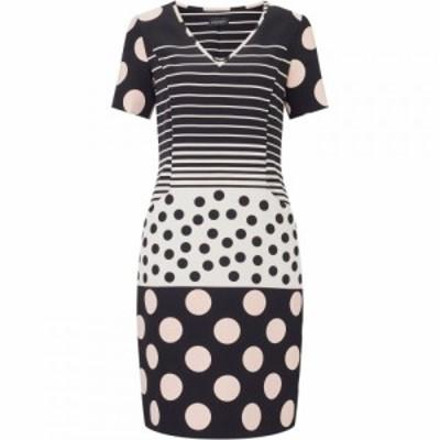 ジュームズ レイクランド James Lakeland レディース ワンピース ワンピース・ドレス Pocket Print Dress Black