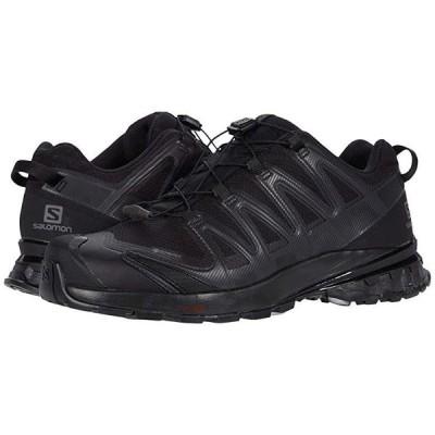 サロモン XA Pro 3D V8 GTX メンズ スニーカー 靴 シューズ Black/Black/Black