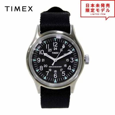 TIMEX タイメックス メンズ 腕時計 リストウォッチ TW2RP58300/ブラック 海外限定 時計 日本未発売 当店1年保証