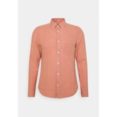 ジェイ リンドバーグ メンズ シャツ トップス CLEAN SLIM - Shirt - rose coppar rose coppar