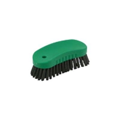 HPMハンド磁性ブラシ S グリーン 57034 幅120×奥行45×高さ45(mm)/業務用/新品