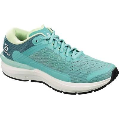 サロモン Salomon レディース ランニング・ウォーキング シューズ・靴 Sonic 3 Confidence Shoe Meadowbrook/White/Patina Green